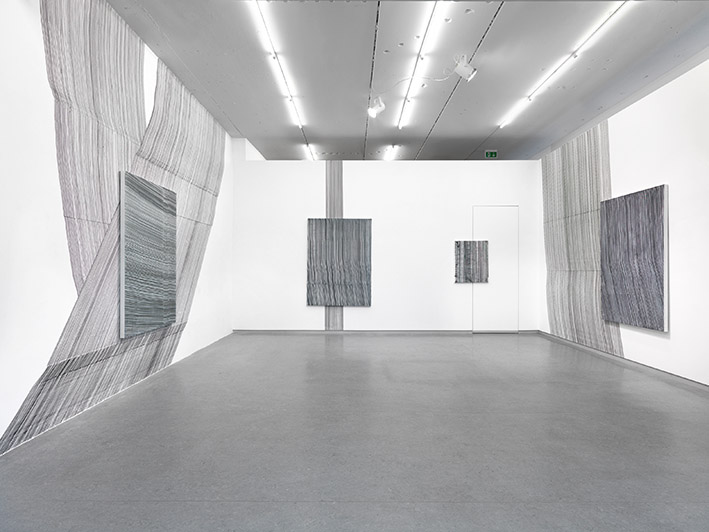 Beitragsbild: Ausstellungsansicht Galerie Koal