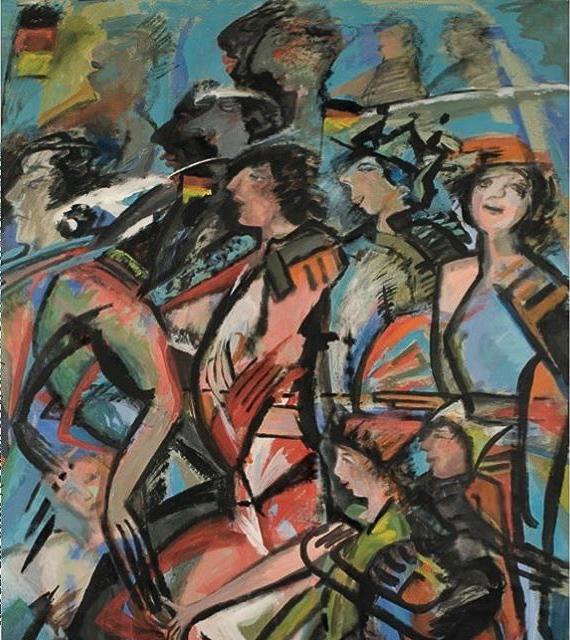 Nicole Monteran - Art Gallery Z