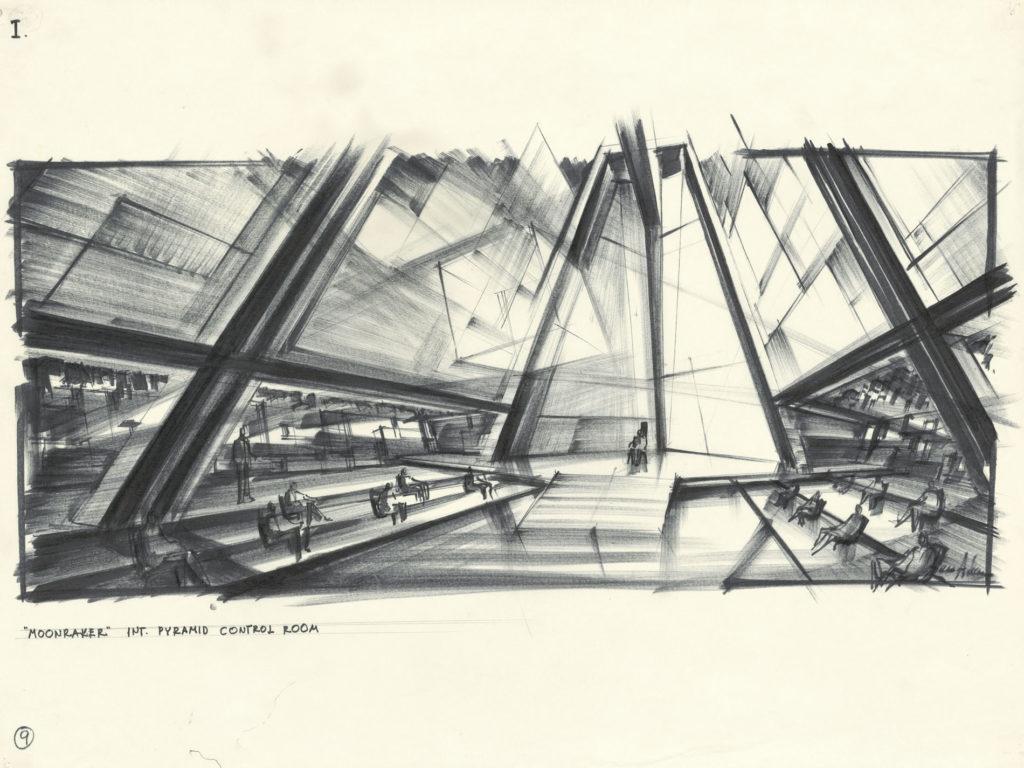 O&O Depot, Bild: © Deutsche Kinemathek - Ken Adam Archiv