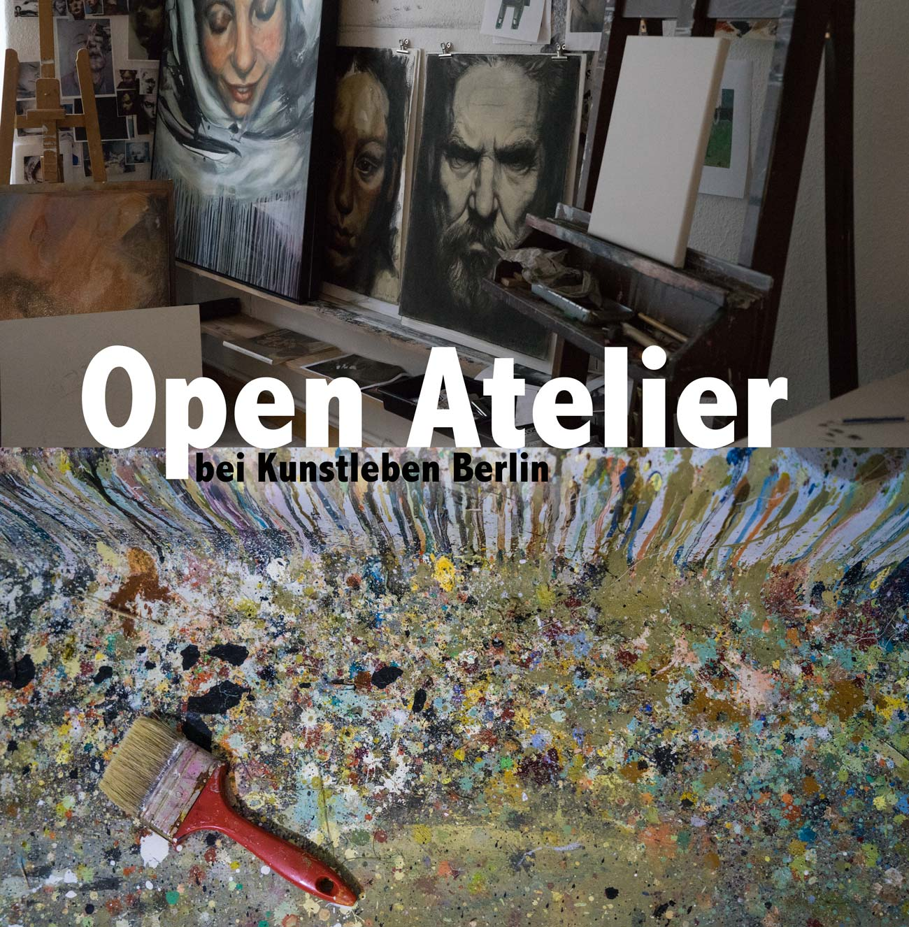 Open Atelier bei Romy und Masch von Kunstleben Berlin