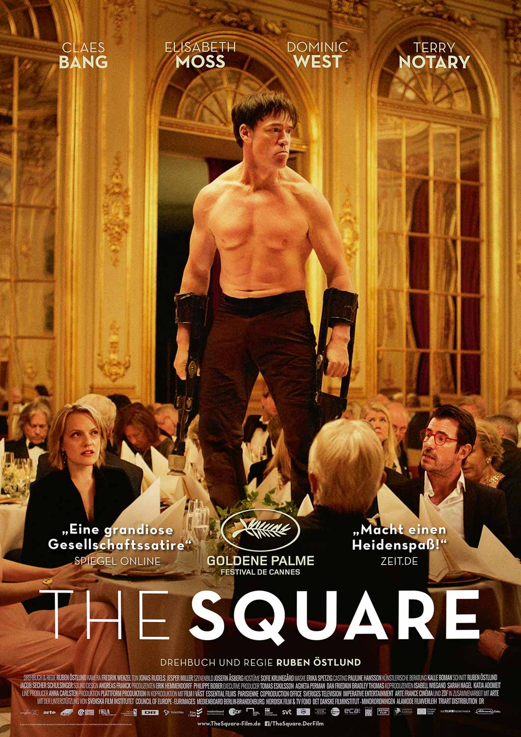 The Square Filmstart