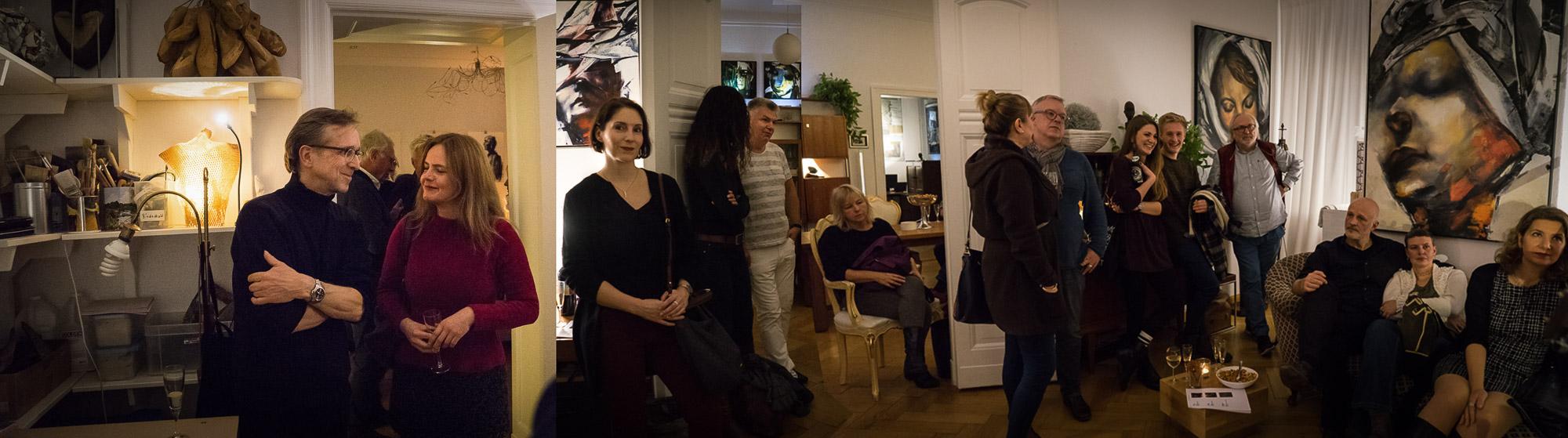 Kunstleben Berlin, Open Atelier