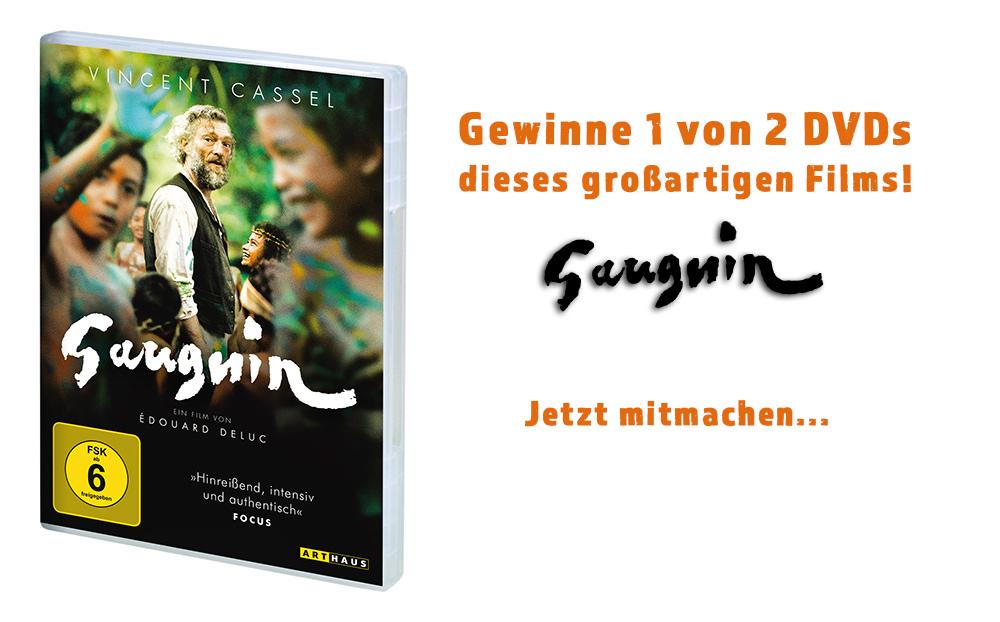 Gauguin DVD gewinnen