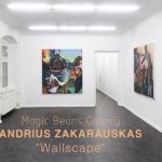 Magic Beans. Wallscape, Andrius Zakarauskas