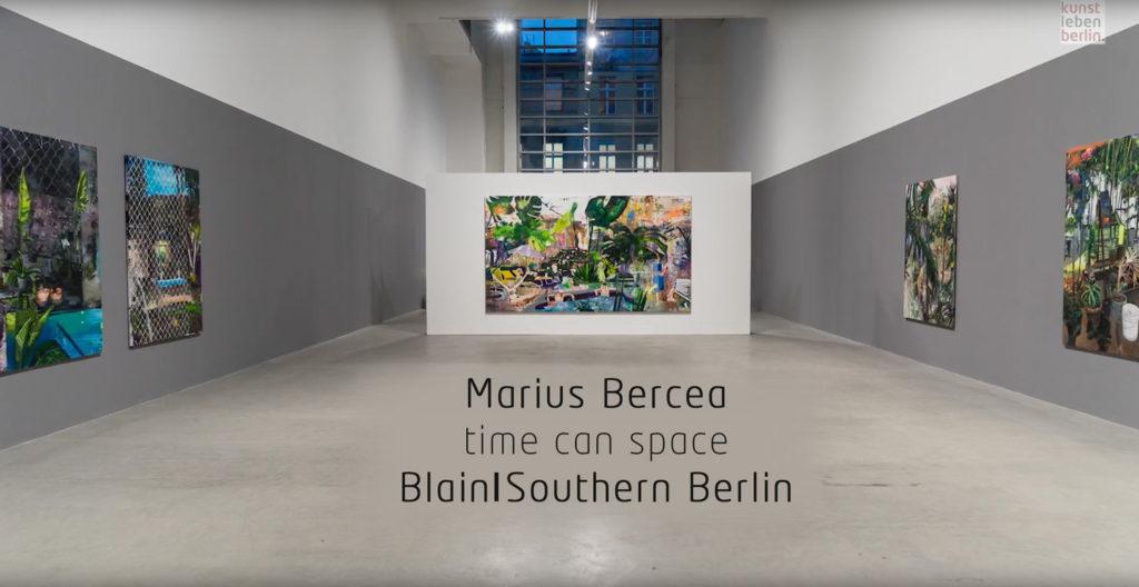 Marius Bercea, Blain Southern Berlin