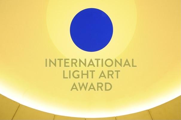 INTERNATIONAL LIGHT ART AWARD 2019