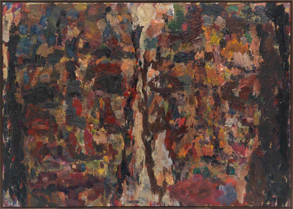 Marwan Der Freund, Galerie Michael Haas