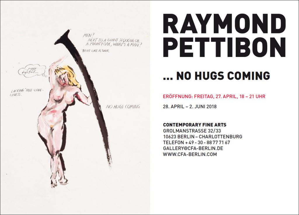 RAYMOND PETTIBON-CFA Berlin