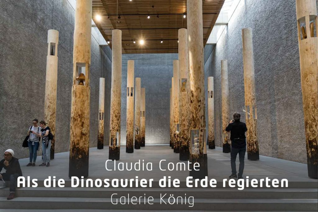Video: Als die Dinosaurier die Erde regierten - Claudia Comte in der König Galerie
