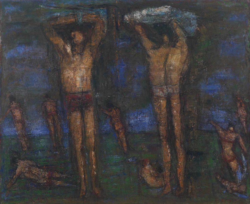 Galerie Michael Haas zeigt Rudi Tröger
