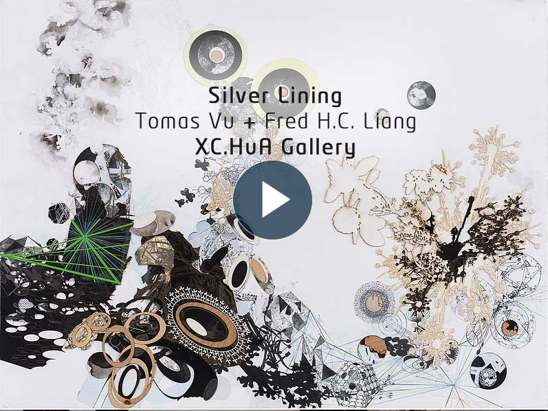 Video: Silver Lining – Tomas Vu and Fred H.C. Liang in der XC.HuA Gallery