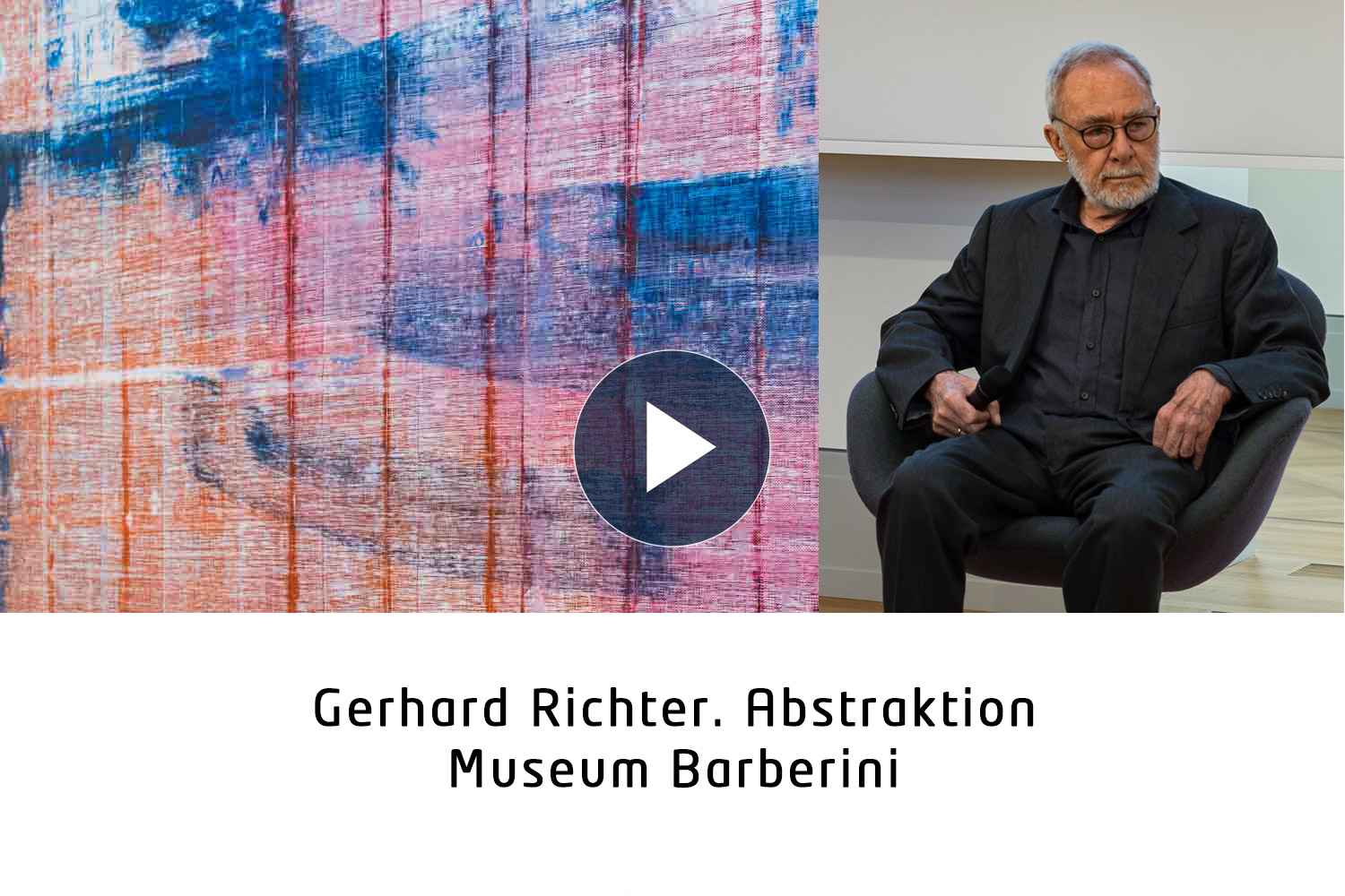 Gerhard Richter, Abstraktion, Museum Barberini