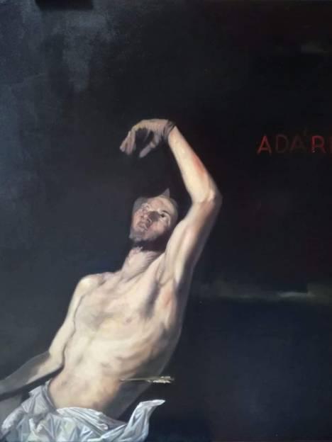 Attila Adorján enthüllt in der Galerie Kunstwerk Berlin