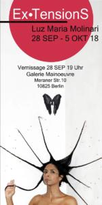 Luz Maria Molinari bei Mainoeuvre Art Gallery Beitragsbild@Mainoeuvre Art Gallery