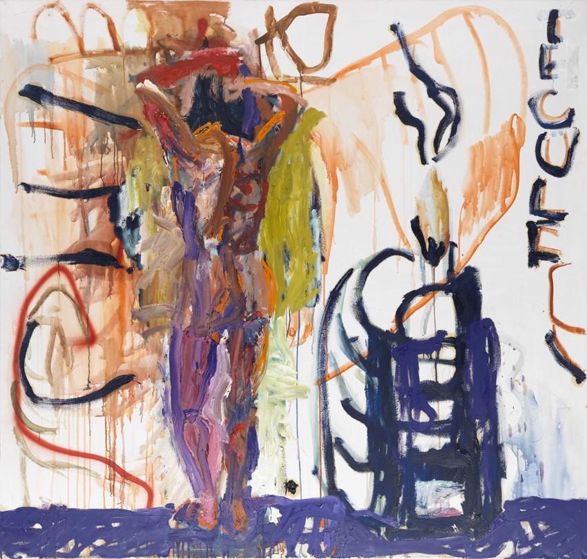 Reinhard Pods bei Galerie Michael Haas