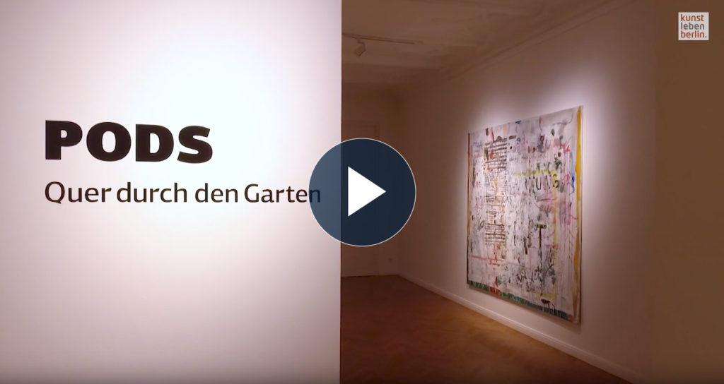 Reinhard Pods - Quer durch den Garten - Galerie Michael Haas