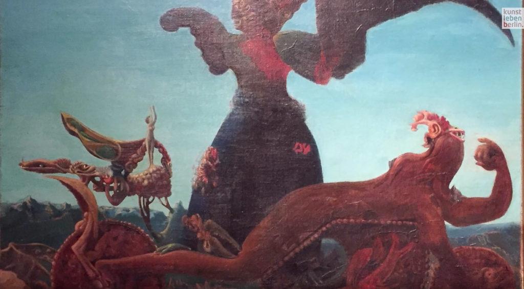 Max Ernst Zeichendieb