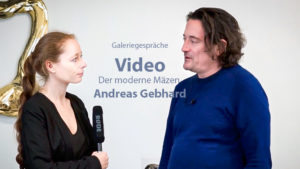 Galeriegespräche, Andreas Gebhard, Jana Noritsch, Kunstleben Berlin, Collectors Club Berlin