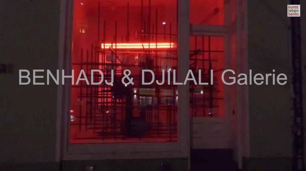 Galerie Benhadj & Djilali - Adrian Sierra Garcia