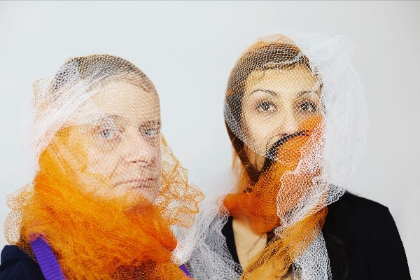 PROCESSING MOABIT, performative Installation von Elisa Duca und Robin Detje