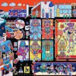 SomoS präsentiert die Einzelausstellung B E R R Y L I N