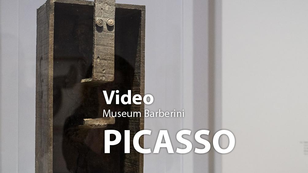 Picasso - das späte Werk. Museum Barberini.