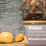 Wundersame Welten bei Galerie Michael Haas und Kunst Lager Haas.