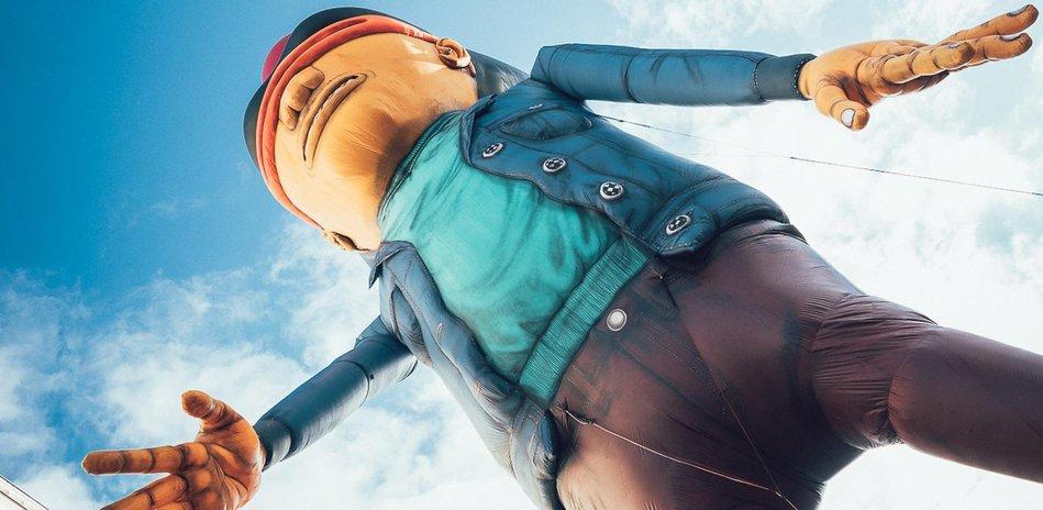 """Flying Pictures Flying Steps & OSGEMEOS inszenieren Mussorgskys """"Bilder einer Ausstellung"""""""