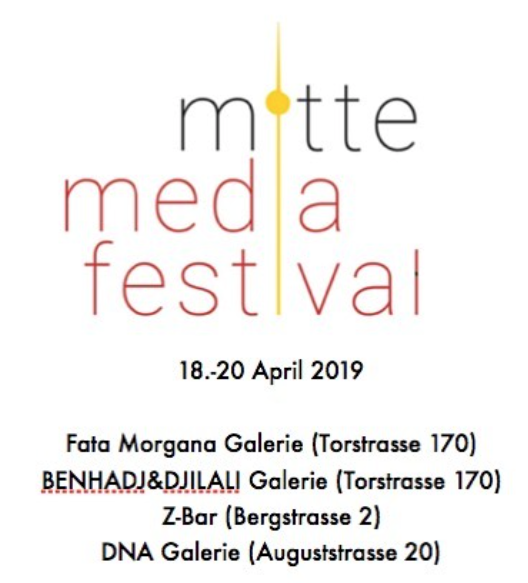 Mitte Media Festival, Kunstleben Berlin