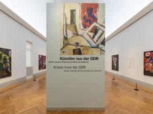 Künstler aus der DDR. Werke aus der Sammlung des Museums Barberini