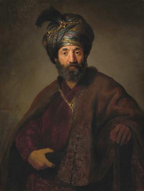 Rembrandts Orient. Museum Barberini