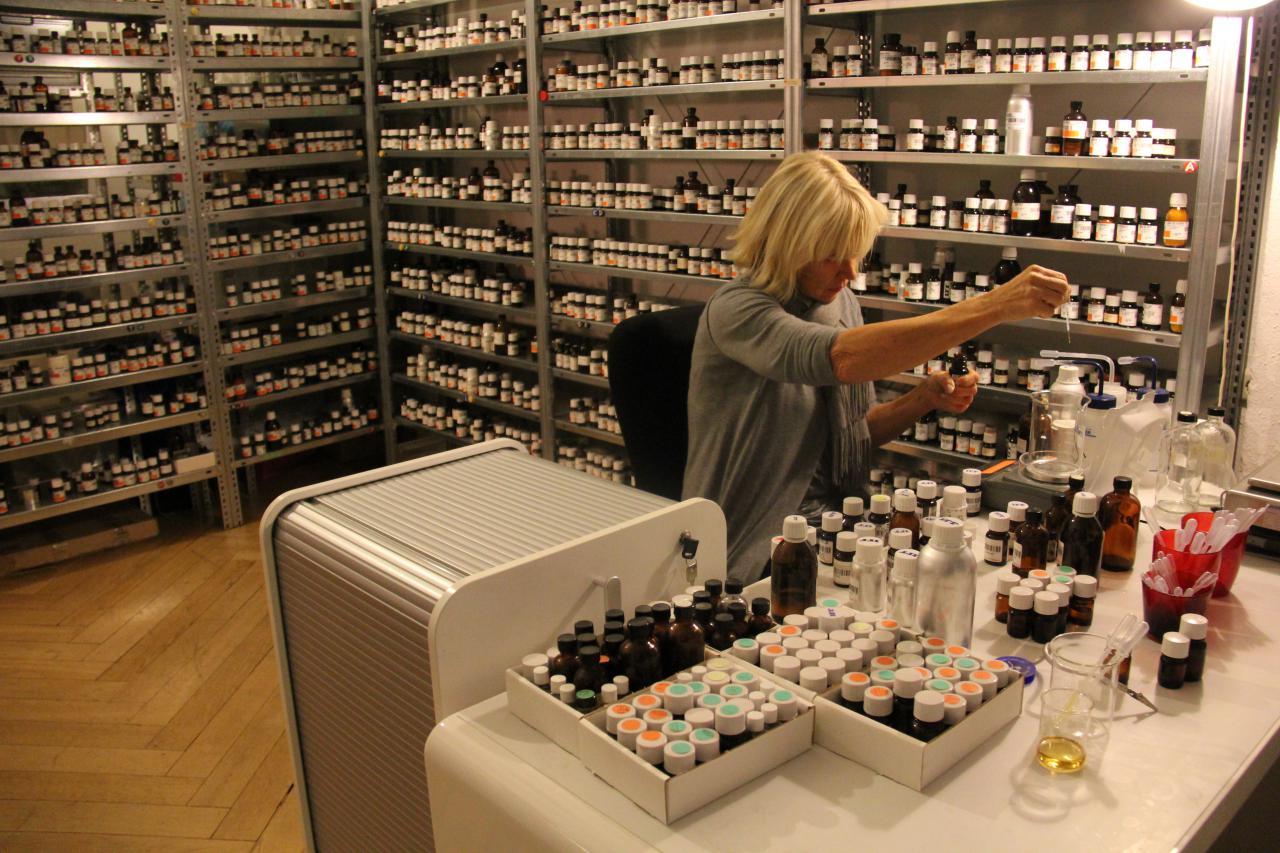 Ausstellungseröffnung von Sissel Tolaas: 22 – Molecular Communication