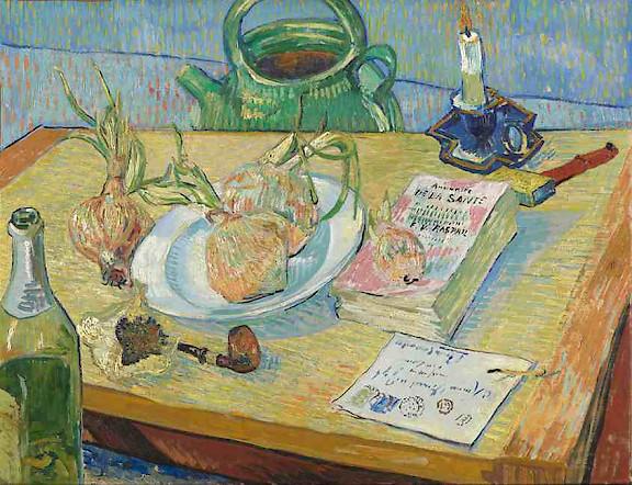 Van Gogh. Stillleben im Museum Barberini