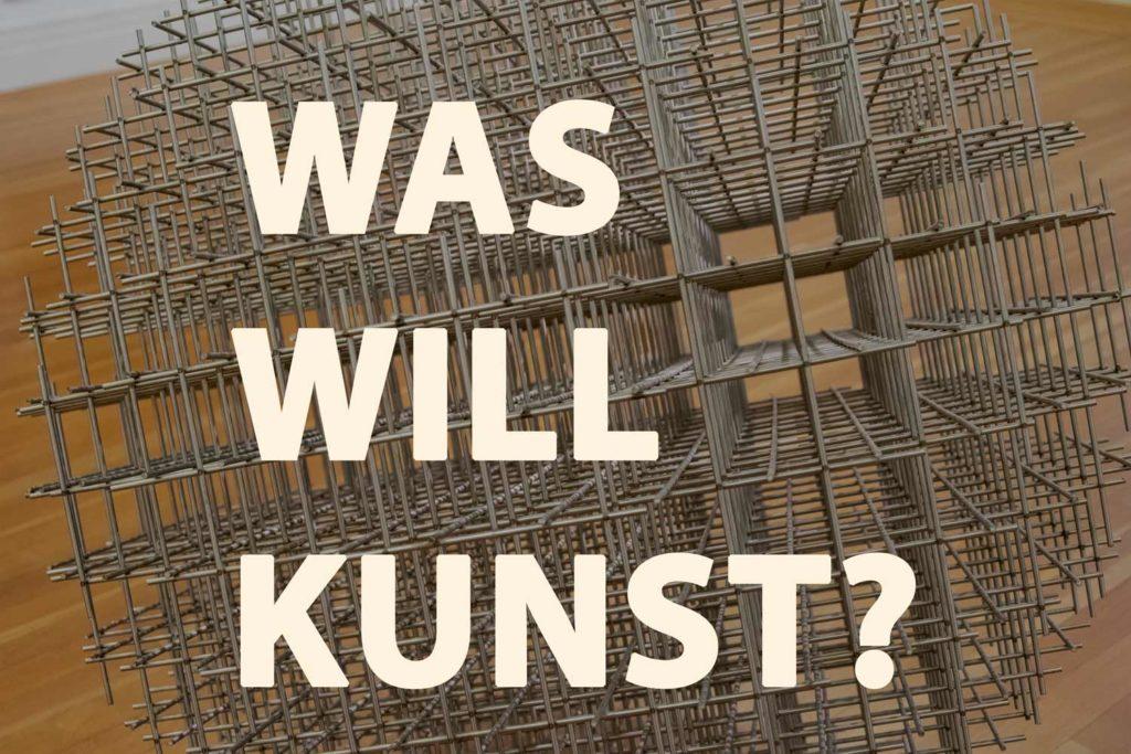 Was will Kunst, Kunstleben Berlin