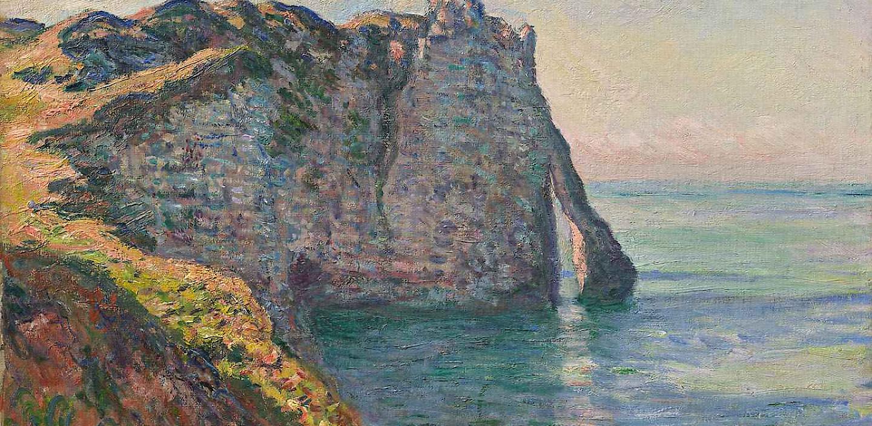 """Die Ausstellung """"Monet. Orte"""" im Museum Barberini"""