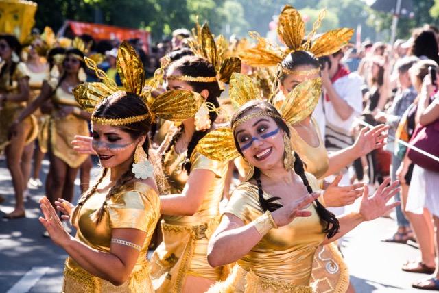 Karneval der Kulturen 2019 © Frank Loehmer