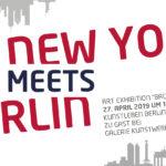 Berlin meets New York 2019