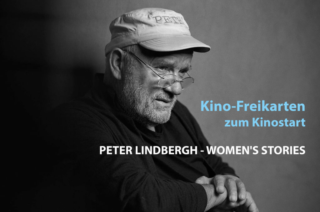 Peter Lindbergh Doku Gewinne Tickets Kunstleben Berlin