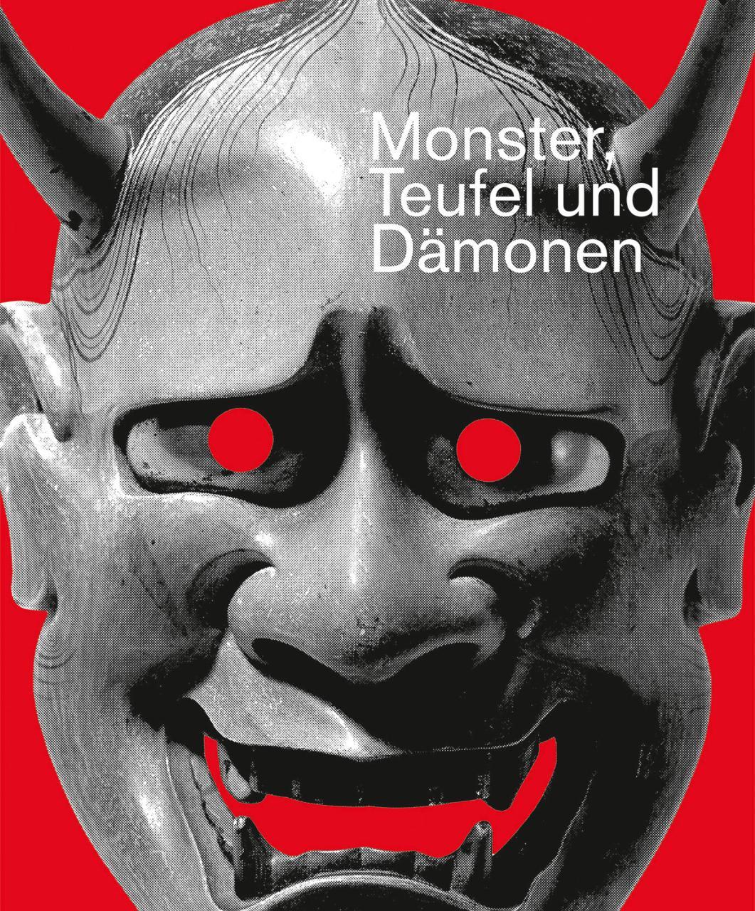 Raffinerie AG für Gestaltung (Zürich), Monster, Teufel und Dämonen, Plakat (Siebdruck), 2018, © Raffinerie AG für Gestaltung, Zürich / 100 Beste Plakate e. V.
