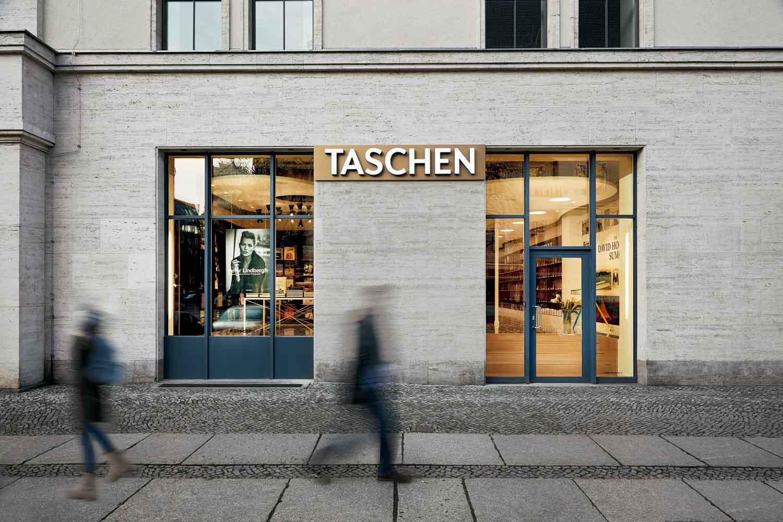 Taschen Verlag Store Berlin
