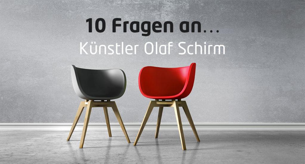 Olaf Schirm, Kunstleben Berlin