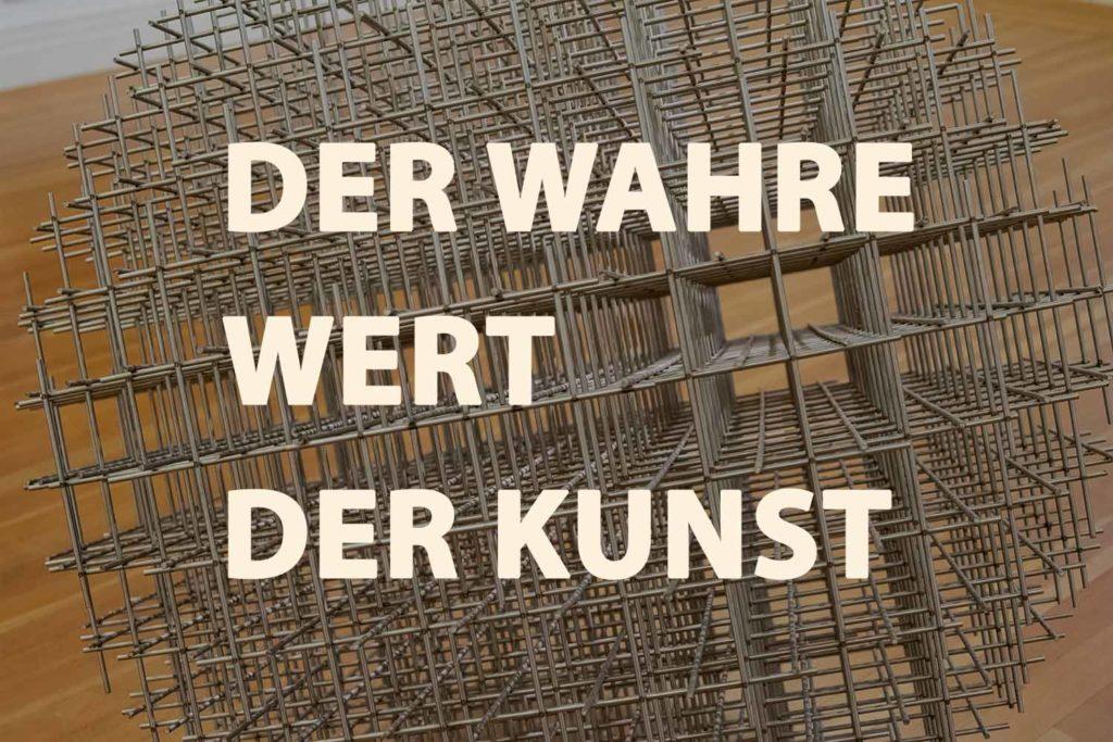 Der wahre Wert der Kunst, Kunstleben Berlin