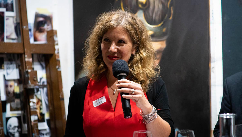 Jeannette Hagen über Kunstleben Berlin