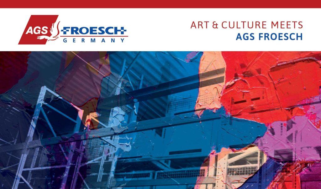 Arts & Culture meets AGS Froesch 2019