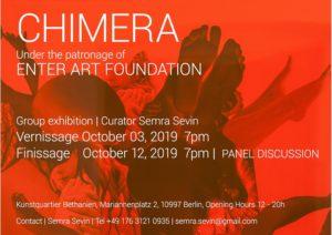 Chimera - Gruppenausstellung in Bethanien