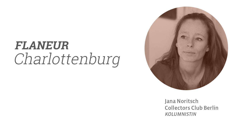 Jana Noritsch - Berlin Flaneur - Charlottenburg