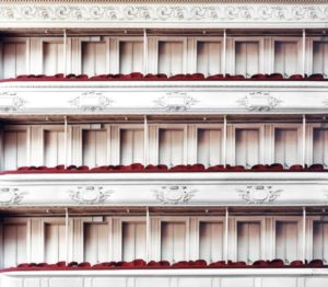 Benefiz-Auktion Höfer, Candida: Conservatoire Royal Bruxelles, 2006, Steindruck (Edition Copenhagen)