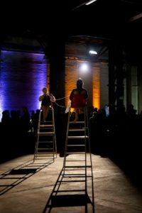 Museum of Now-Opening Maria Oosterveen und Marika Ilic Foto-Danilo Pasquali