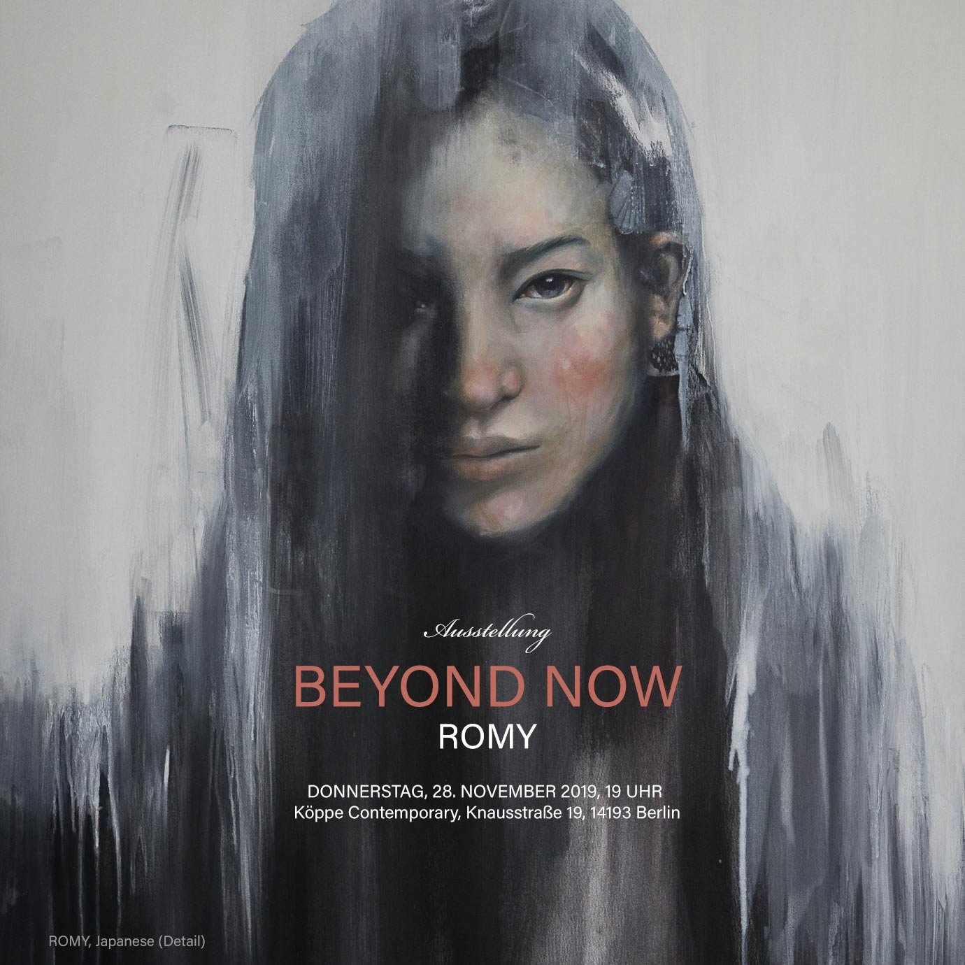 ROMY, BEYOND NOW, Köppe Contemporary