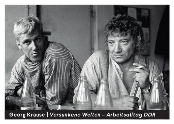 Georg Krause Fotografien 1982-89